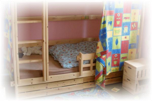 zelf een kinderbed maken met de kinderbed bouwtekening