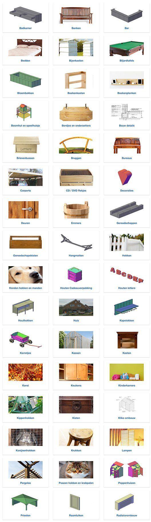 bouwtekeningen aanbod