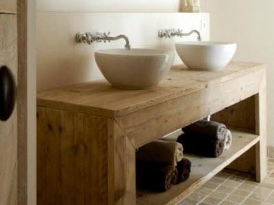 Zelf badkamermeubel maken zonder stress met deze tips for Zelf maken badkamermeubel