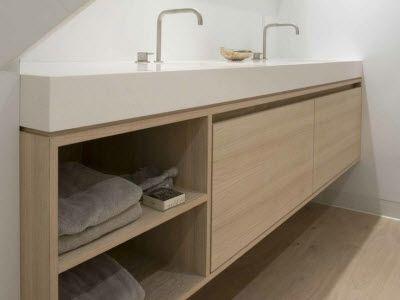 Zelf badkamermeubel maken zonder stress met deze tips for Badkamermeubel ontwerpen