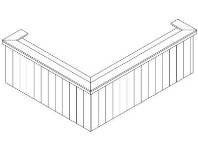 bartafel bouwtekening