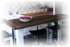 Hoe gaat een bartafel maken in zijn werk tips bouwtekeningenpakket - Hoe je een centrum eiland keuken te maken ...