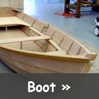 boot bouwtekening