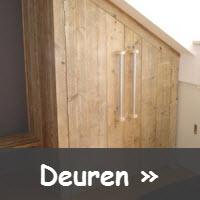 deur bouwtekening