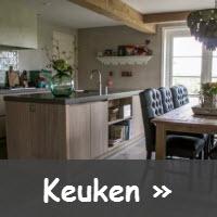 keuken bouwtekening