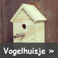 vogelhuisje bouwtekening vogelhuis