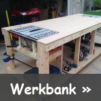 werkbank bouwtekening